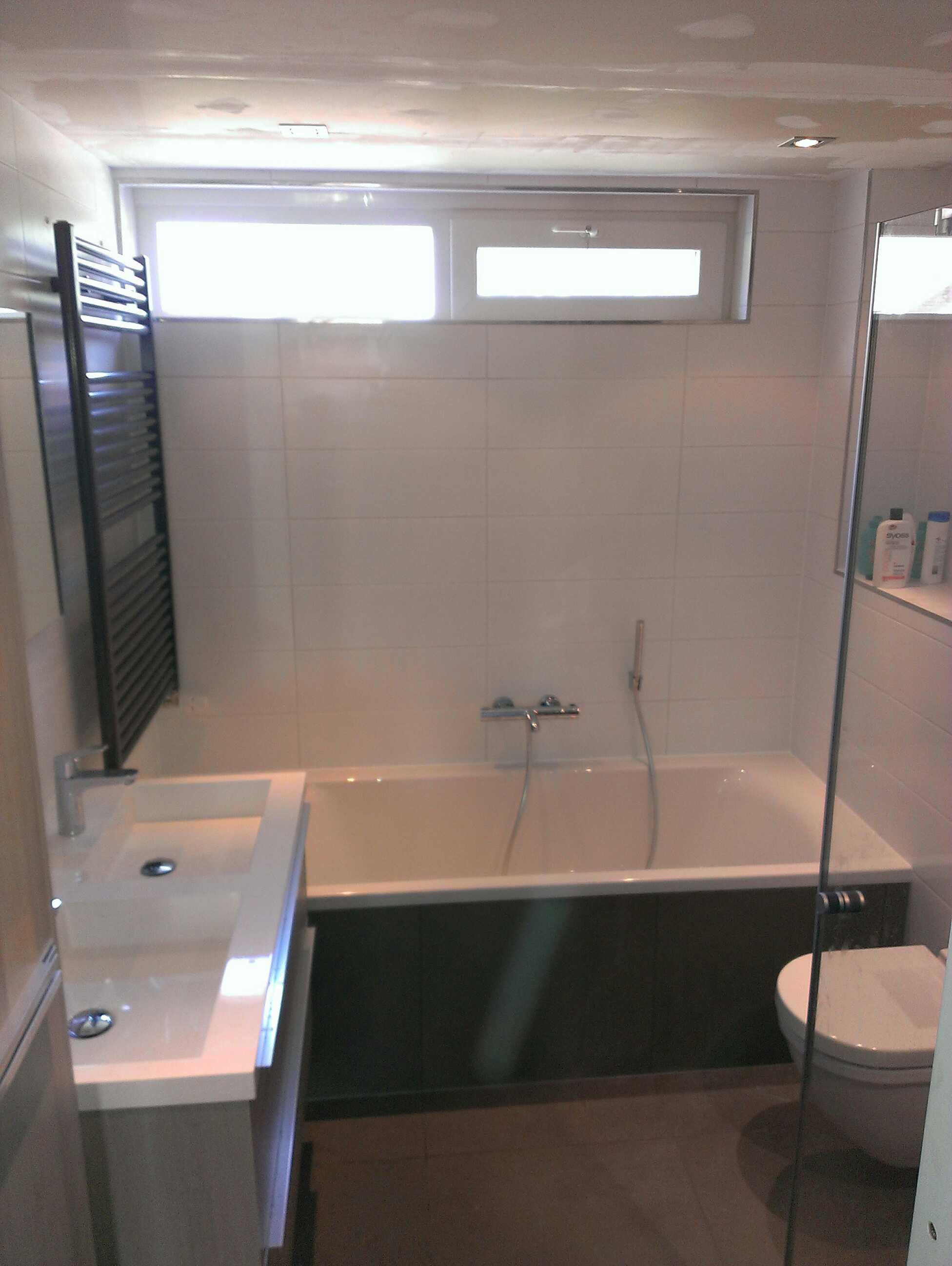 20170410&225154_Nieuwe Badkamer En Wc ~   badkamer en wc compleet gerenoveerd verwijderen oude badkamer en wc