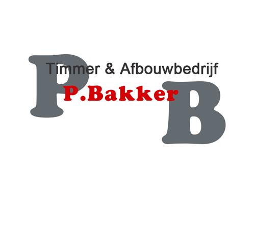 Timmer en afbouwbedrijf P.Bakker